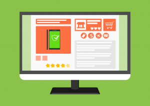 ecommerce selling online image